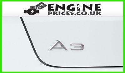 Audi A3-Petrol