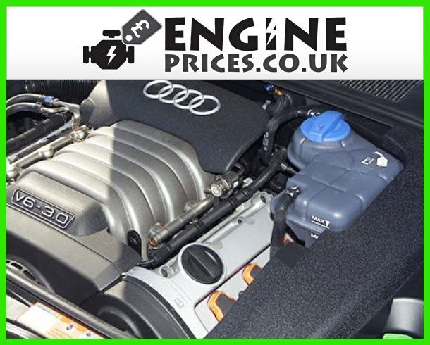 Engine For Audi A4-Petrol