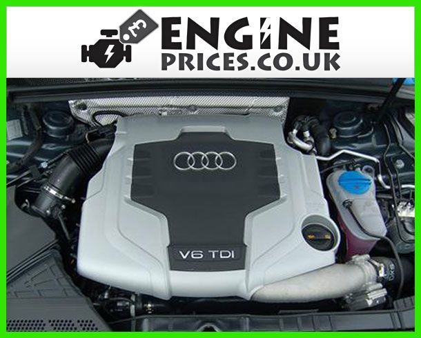 Engine For Audi A5-Diesel
