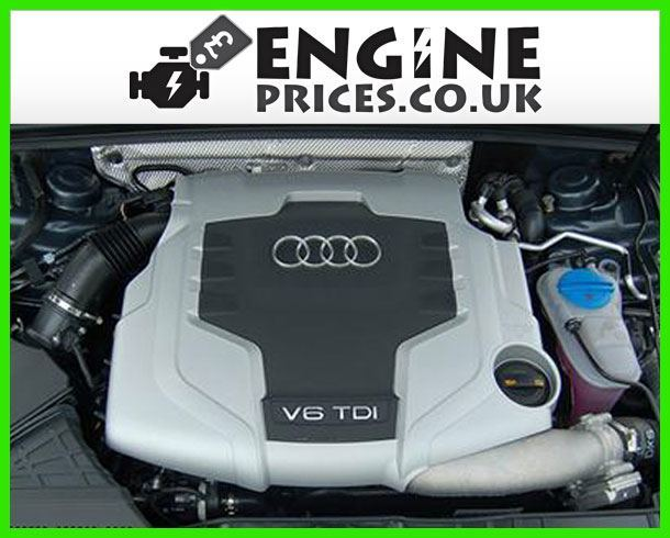 Engine For Audi A5-Petrol