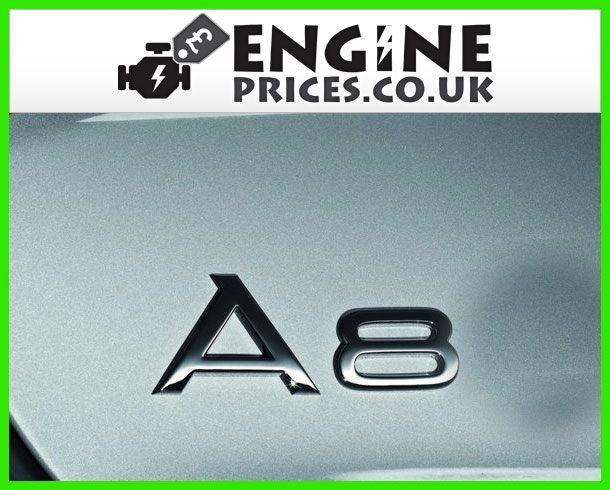 Audi A8-Petrol