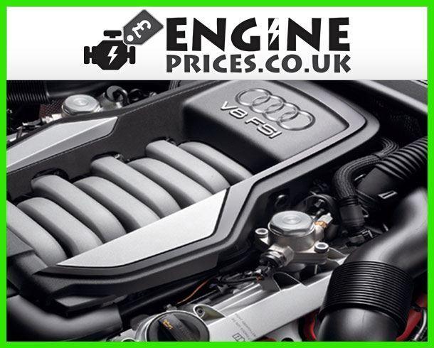 Engine For Audi A8-Petrol