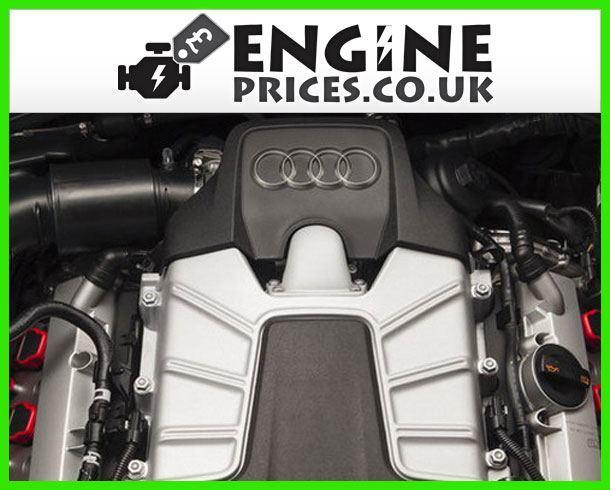 Engine For Audi Q5-Petrol