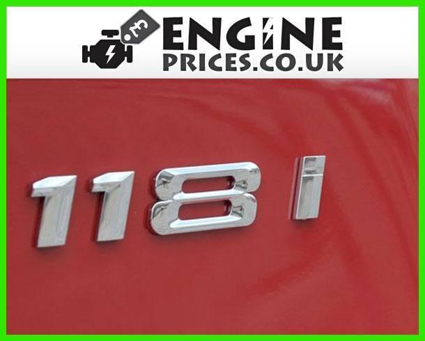 BMW 118i-Petrol