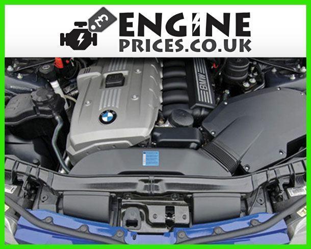Engine For BMW 130i-Petrol