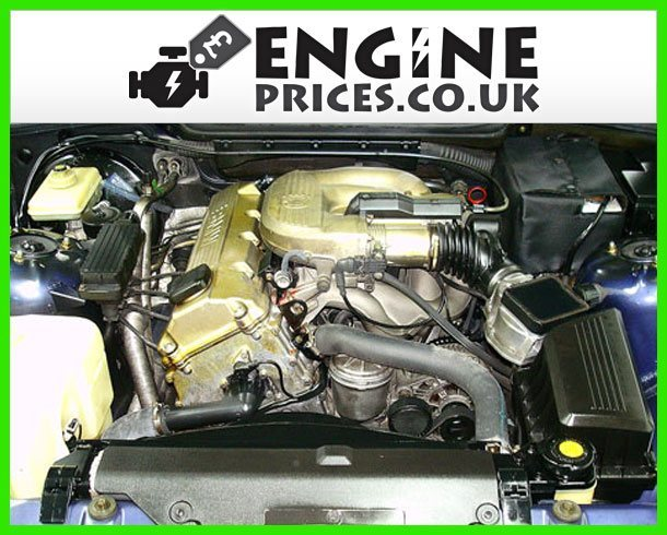 Engine For BMW 316i-COMPACT