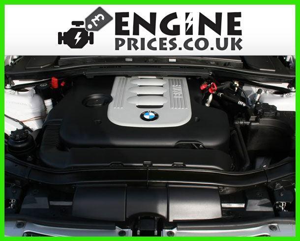 Engine For BMW 325d-Diesel