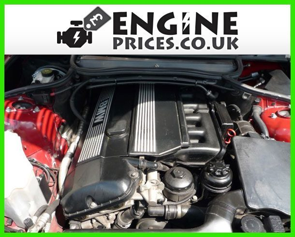 Engine For BMW 325i-Petrol