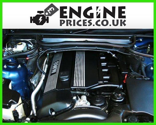 Engine For BMW 330i-Petrol