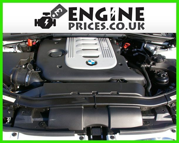 Engine For BMW 335d-Diesel
