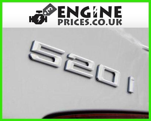 BMW 520i-Petrol
