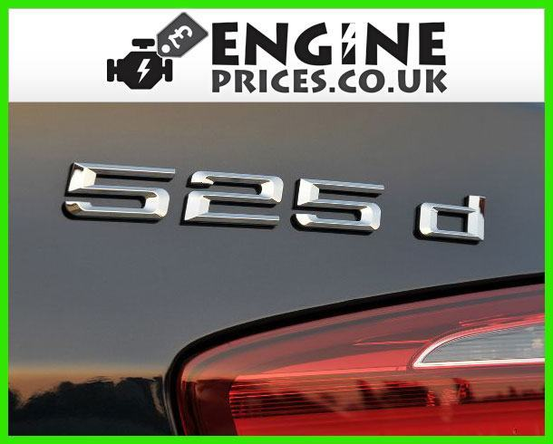 BMW 525d-Diesel
