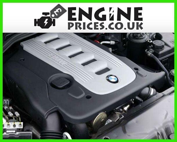 Engine For BMW 530d-Diesel