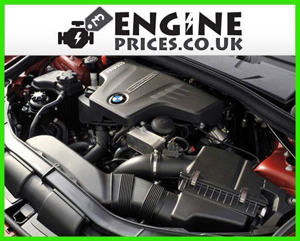 Engine For BMW 630-Petrol