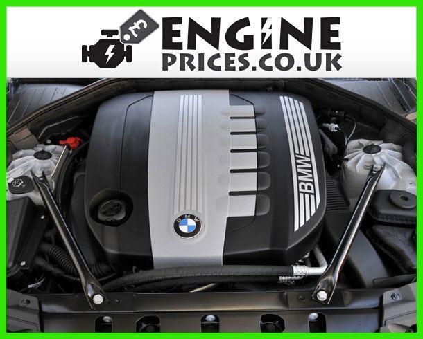 Engine For BMW 730d-Diesel