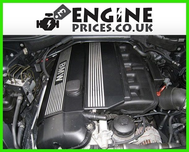 Engine For BMW 730i