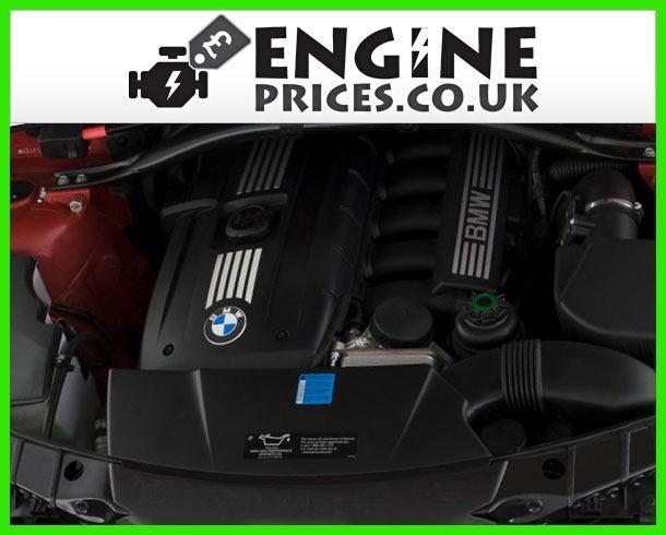 Engine For BMW X3-diesel