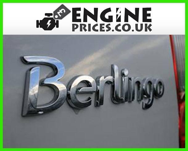 Citroen Berlingo-Diesel-Van
