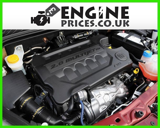Engine For Fiat Doblo-Diesel