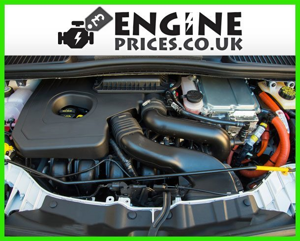 Engine For Ford Focus-C-Max-Petrol