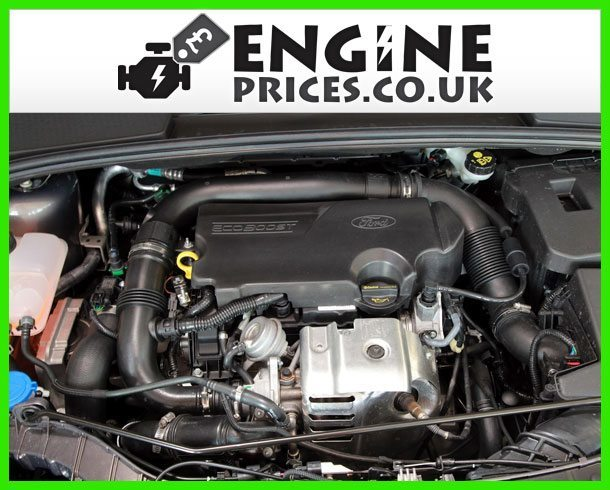 Engine For Ford Focus-Petrol
