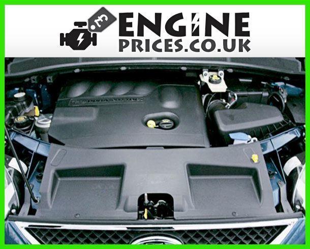 Engine For Ford Galaxy-Diesel
