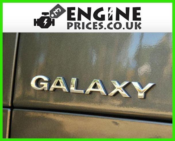 Ford Galaxy-Petrol