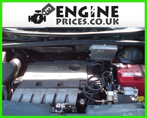 Engine For Ford Galaxy-Petrol