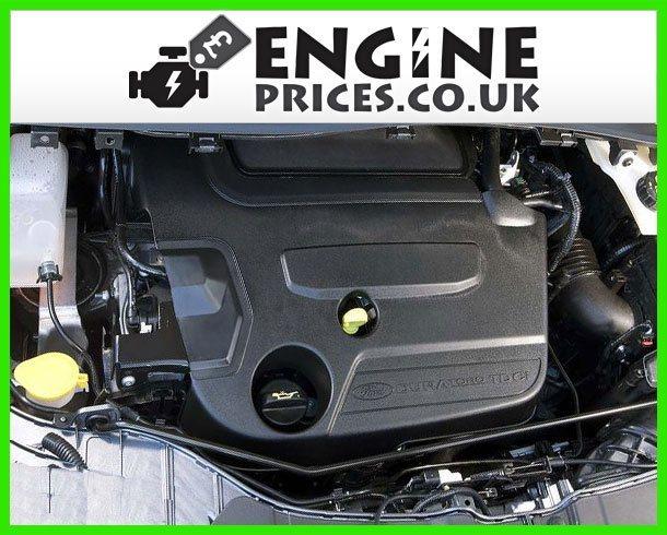 Engine For Ford Kuga-Diesel