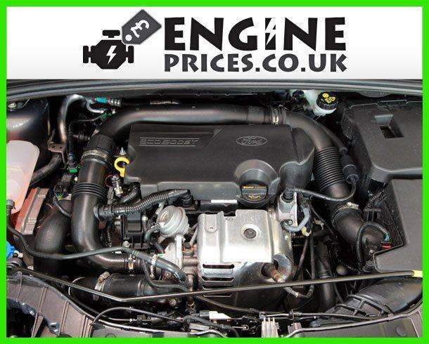 Engine For Ford Kuga-Petrol