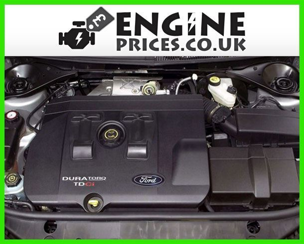 Engine For Ford Mondeo-Diesel