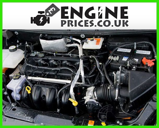Engine For Ford Transit-Connect-Diesel-Van