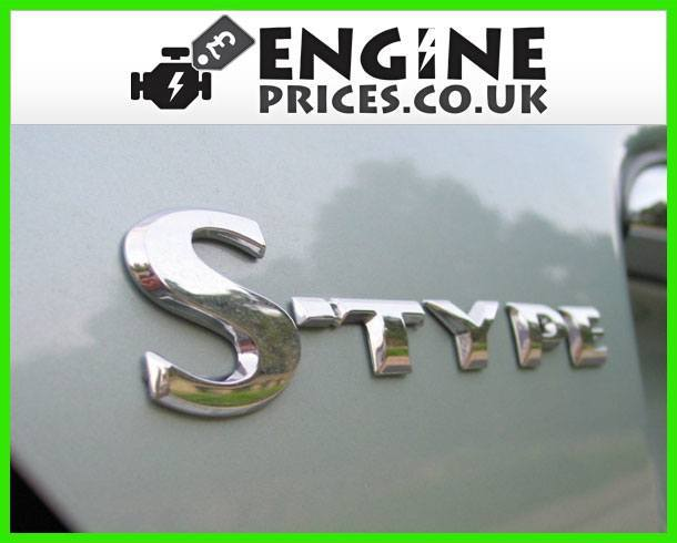 Jaguar S-Type-Diesel