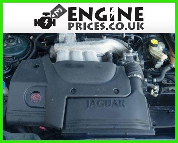 Engine For Jaguar S-Type-Diesel