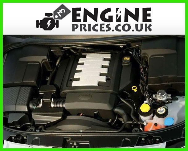 Engine For Land Rover Discovery-3-Diesel