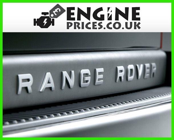 Land Rover Range-Rover-Petrol