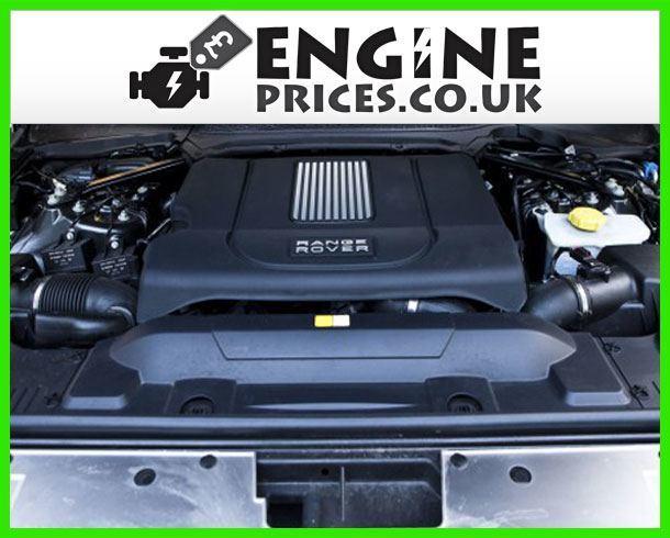 Engine For Land Rover Range-Rover-Sport-Diesel