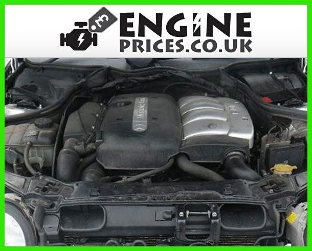 Engine For Mercedes C220-CDI-Diesel