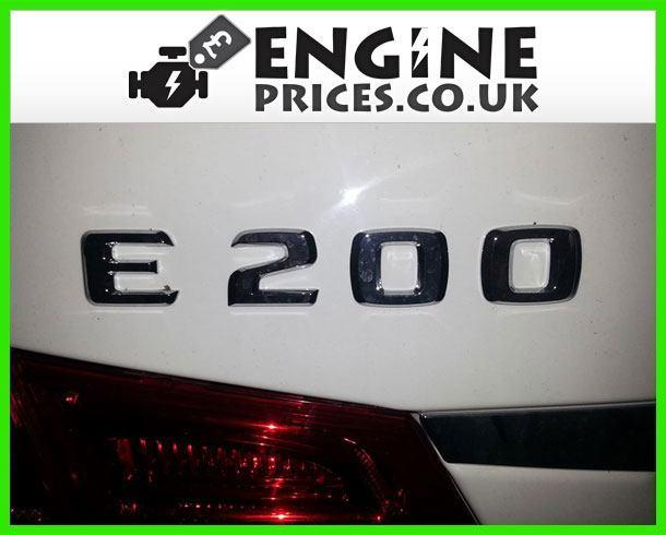 Mercedes E200-CDI