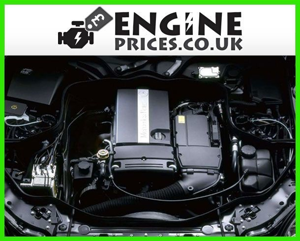 Engine For Mercedes E200-CDI