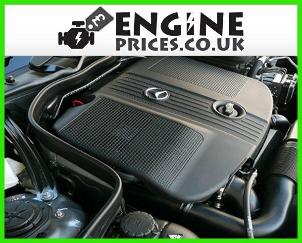 Engine For Mercedes E220-CDI