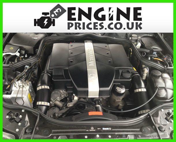 Engine For Mercedes E320-CDI-4Matic