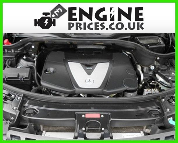 Engine For Mercedes ML280-CDI