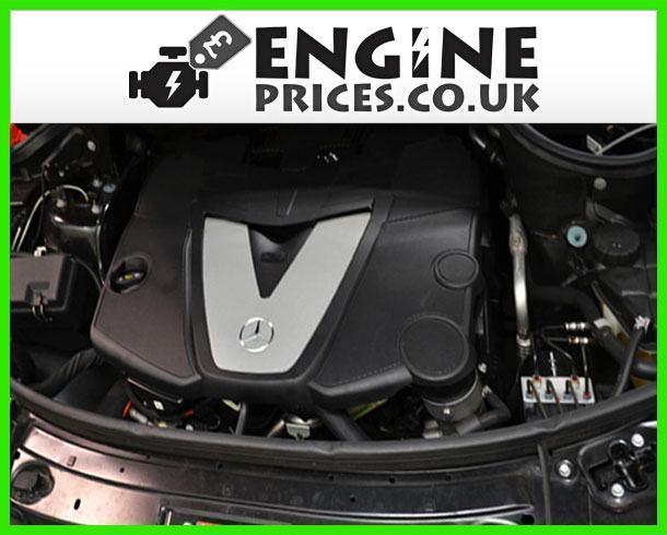 Engine For Mercedes ML300-CDI-BlueEFFICIENCY