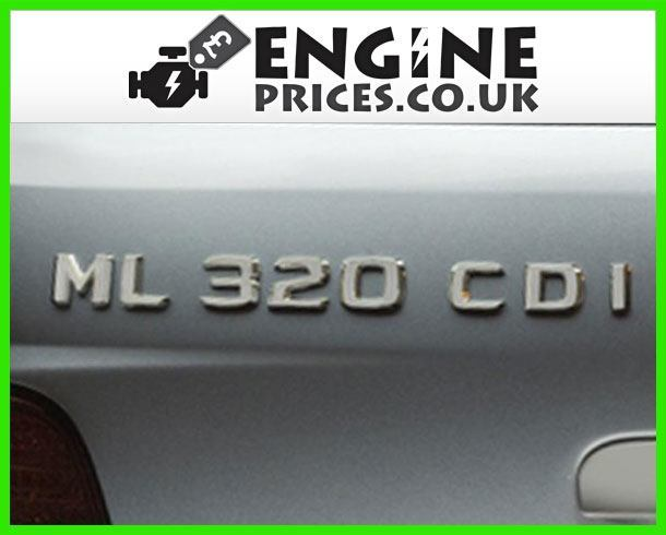 Mercedes ML320-CDI