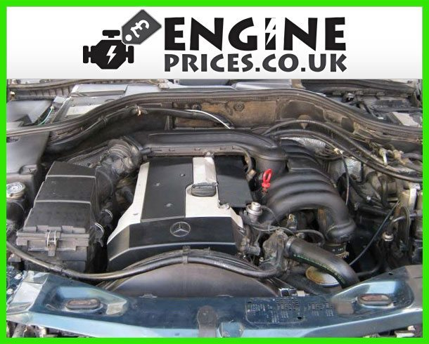Engine For Mercedes S320-CDI-4Matic