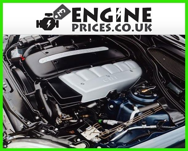 Engine For Mercedes S320-CDI