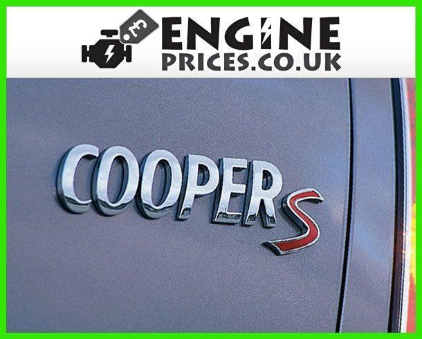 Mini Cooper-S-Petrol