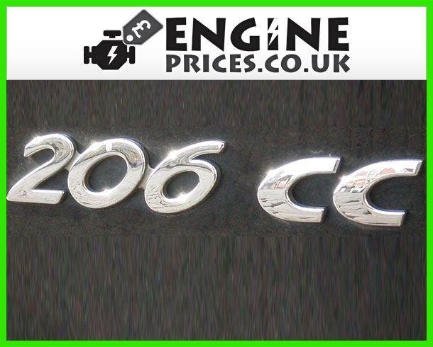 Peugeot 206-CC-Diesel