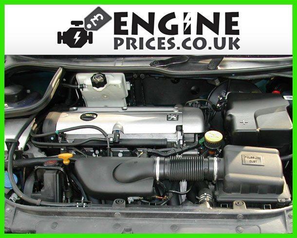 Engine For Peugeot 206-CC-Diesel